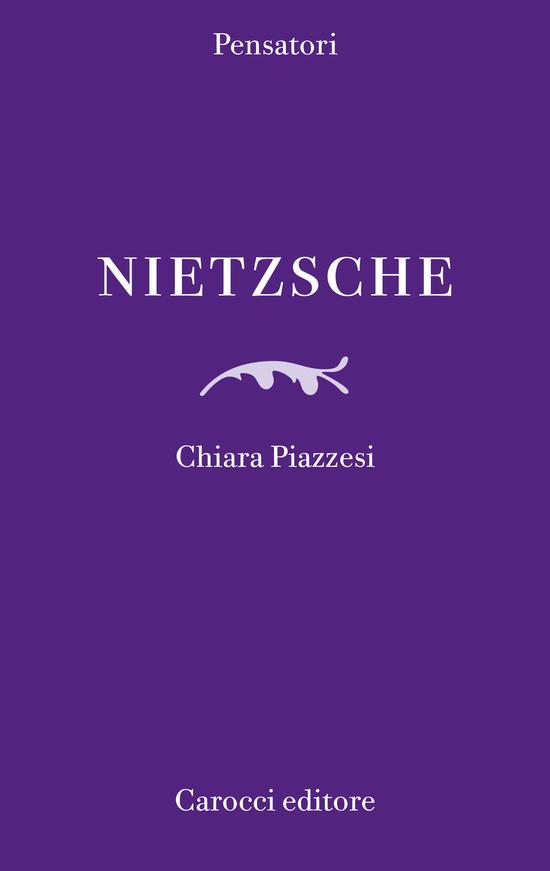 Copertina del libro Nietzsche